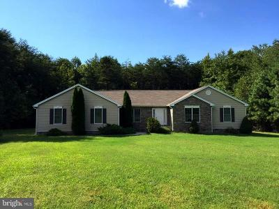 Louisa County Single Family Home For Sale: 2761 Eastham Road