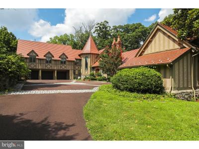 Villanova Single Family Home For Sale: 1224 Valley Road