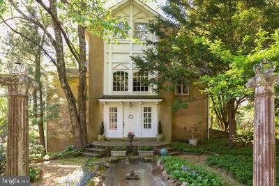 Bucks County Single Family Home For Sale: 3136 Burnt House Hill Road