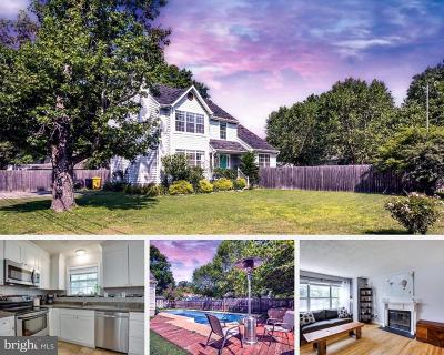 Shady Side Single Family Home For Sale: 1178 Holly Avenue