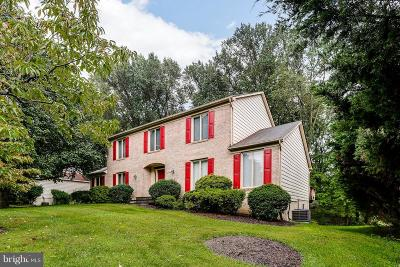 Montgomery County Single Family Home For Sale: 2909 Greencastle Road