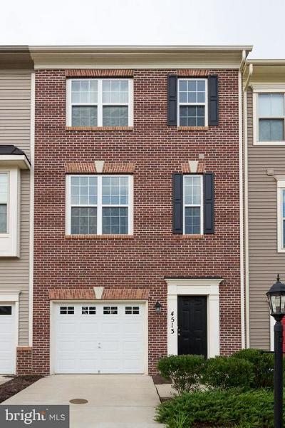 Triangle Condo For Sale: 4513 Potomac Highlands Circle