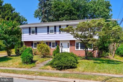 Lutherville Timonium Single Family Home For Sale: 2322 Spring Lake Drive