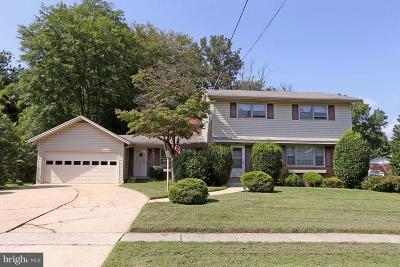 Potomac Single Family Home For Sale: 11512 Gainsborough Road W