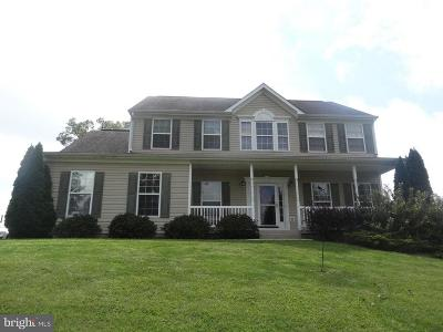 Falling Waters Single Family Home For Sale: 550 Triumphant Way