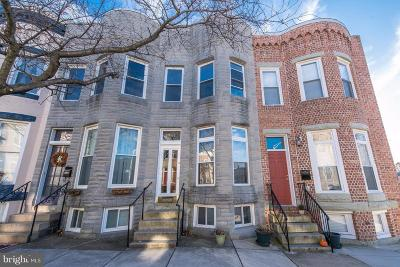 Hampden Townhouse For Sale: 851 Powers Street