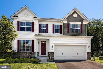 Severn Single Family Home For Sale: 7813 Silver Moon Court