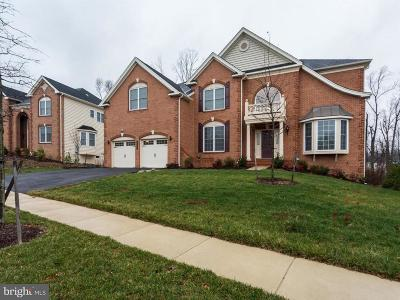 Upper Marlboro Single Family Home For Sale: 3913 Rolling Paddock Drive
