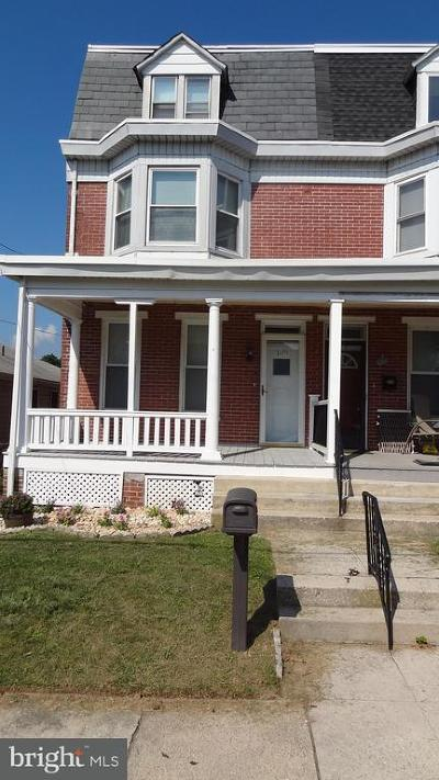 Red Lion Single Family Home Under Contract: 150 S Franklin Street