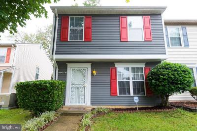 Upper Marlboro Townhouse For Sale: 11234 Kettering Place