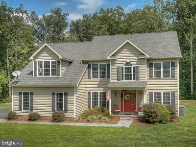 White Hall Single Family Home Active Under Contract: 2299 Walnut Springs Court