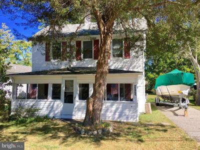 Rock Hall Single Family Home For Sale: 5885 N Main