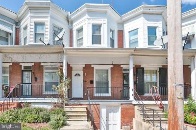 Woodberry Townhouse For Sale: 2138 Druid Park Drive