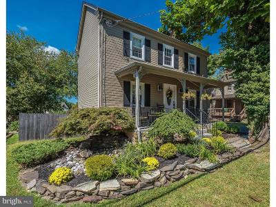 Newtown Single Family Home For Sale: 2336 2nd Street Pike