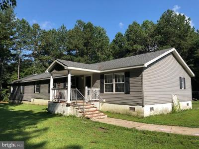 Rhodesdale Single Family Home For Sale: 5256 Wesley Road