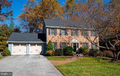 Baltimore County Rental For Rent: 8 Gray Squirrel Court
