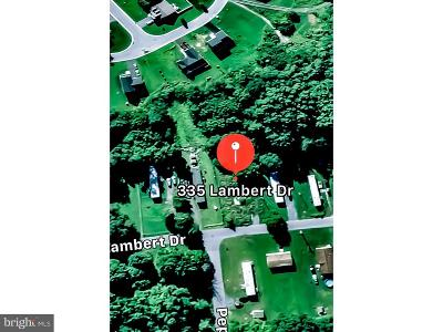 Kent County, KENT County Residential Lots & Land For Sale: 335 Lambert Drive