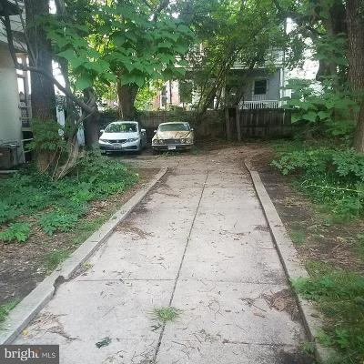 Residential Lots & Land Active Under Contract: 1519 Monroe Street NW