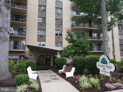 Cherry Hill Condo For Sale: 411 Chestnut Place #411