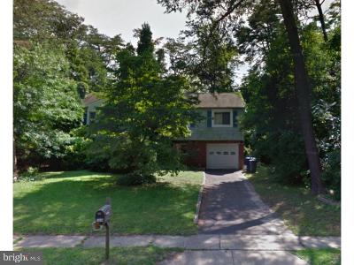 Mount Holly Single Family Home For Sale: 1314 Woodford Lane