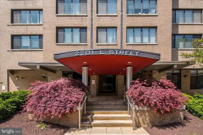 Rental For Rent: 2201 L Street NW #600