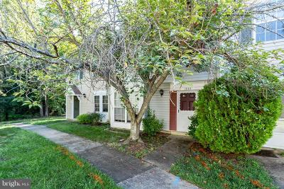 Waldorf Townhouse For Sale: 3964 Northgate Place
