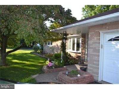 Pottstown Single Family Home For Sale: 113 W Moyer Road
