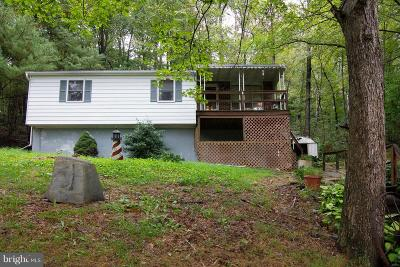 Carroll County Single Family Home Under Contract: 4839 Shaffer Mill Road
