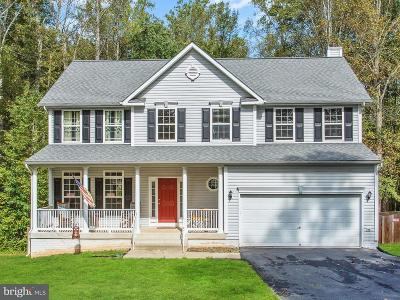 Spotsylvania Single Family Home For Sale: 6926 Old Courthouse Road