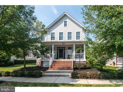 Chalfont Single Family Home For Sale: 234 Cambridge Place