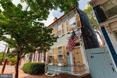 Alexandria City Single Family Home For Sale: 425 Queen Street