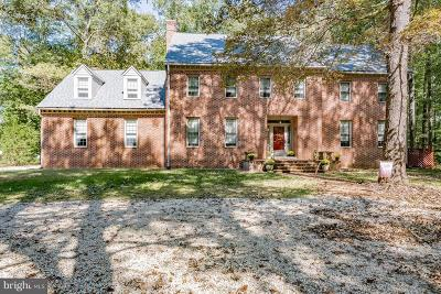 Caroline County Single Family Home For Sale: 12528 Woodford Road