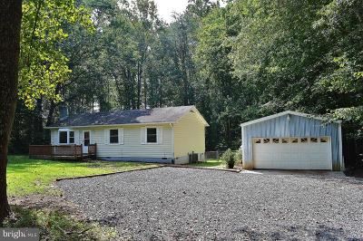 Culpeper Single Family Home For Sale: 10276 White Shop Road