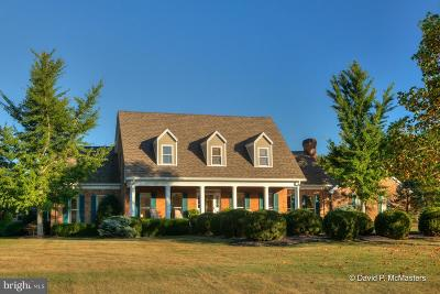 Hedgesville Single Family Home For Sale: 2136 Mountain Lake Road