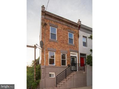Graduate Hospital Townhouse For Sale: 1024 S 25th Street