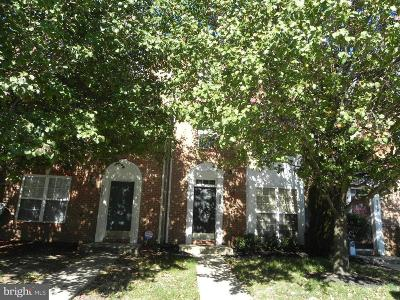 Waldorf Townhouse For Sale: 9808 Larson Place