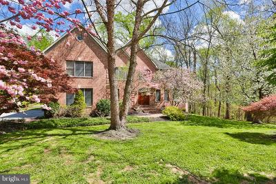 Owings Mills Single Family Home For Sale: 9 Hawick Court