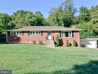 Fort Washington Single Family Home For Sale: 649 Broad Creek Drive