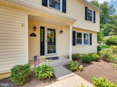 Columbia Single Family Home For Sale: 5622 Millwheel Place
