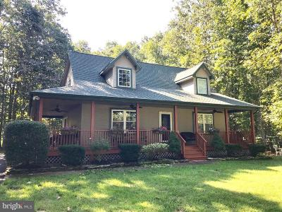 Franklinville Single Family Home For Sale: 240 Nothnick Lane
