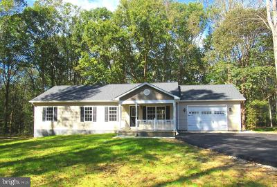 Charlotte Hall Single Family Home For Sale: 37810 Mohawk Drive