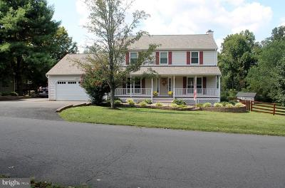 Fauquier County Single Family Home For Sale: 7102 Cavalry Drive