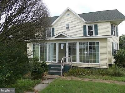 Westover Single Family Home Under Contract: 7125 Old Westover Marion Road