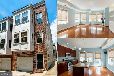 Canton, Canton Company, Canton Cove, Canton East, Canton, Patterson Park, Canton/Brewers Hill, Canton/Lighthouse Landing Townhouse For Sale: 3420 Gunther Way