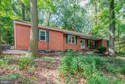 Rosedale, Towson Single Family Home For Sale: 715 Hillen Road
