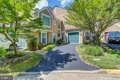 Reston Townhouse For Sale: 11749 Arbor Glen Way