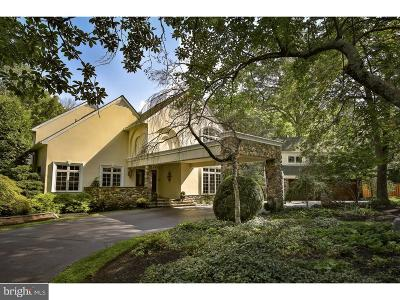 Blue Bell Single Family Home For Sale: 244 Mathers Road