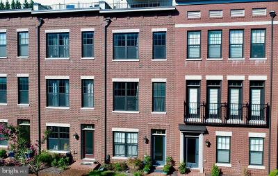Leesburg Townhouse For Sale: 416 Ironsides Square SE
