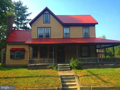 Newark Single Family Home For Sale: 8321 Newark Road