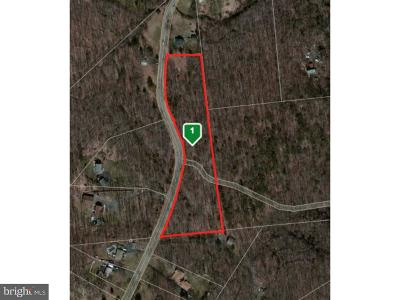 Bucks County Residential Lots & Land For Sale: 3-040 Bridgeton Hill Road